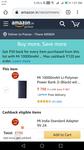 Amazon - ₹ 30 cashback on eligible products ( masterlink added )