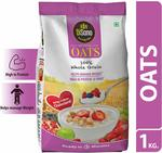 Best Deal for Breakfast 🥣 for All Disano High in Protein and Fibre Oats Pouch,  1 kg