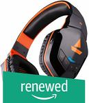 Renewed) boAt Rockerz 510 Wireless Bluetooth Headphones Rs.705 - Amazon