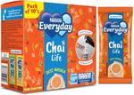 50% Off : Nestle Everyday Chai Life Desi Masala Instant Tea Box (160 g) @90.