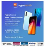 redmi note 8 starting from 8999*