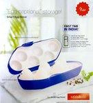 Tupperware Polypropylene Egg Storer