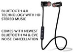 Deal of the day: Bluetooth earphones with mic