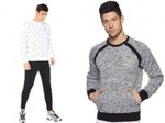 Pre Winter Sale - Min. 75% off on Top Brands Sweatshirt From Rs.550 [UCB, Redtape and More]