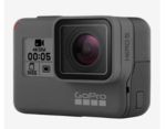GoPro Hero 5 12 MP Action Camcorder (Black)