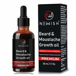 Newish Beard Growth Oil for Men 50ml @ Rs 239