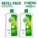 46% OFF Dettol Original Liquid Soap Jar - 900 ml (Pack of 2)