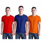 t-shirt Pack Of 3 @268