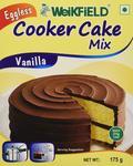Weikfield Cooker Cake Mix, Vanilla, 175g @ ₹48