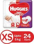 Huggies Wonder Pants Diaper - XS (24 pcs)