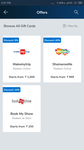 10% Off Bookmyshow gift card purchase from mobikwik