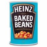 Heinz Beanz Baked Beans in Rich Tomato Sauce (Pack of 2), 415g