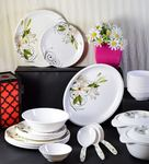 33 peices dinner set by CDI @ 1019 + additional 20% cashback on pepperfry