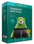 Kaspersky Anti-Virus Latest Version - 1 Device, 1 Year (CD)