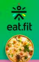 Phonepe Switch - Eatfit orders 100% cashback up to Rs.125 for all users