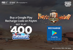 Buy Google play Gv worth 800 & Get 50% cashback codes upto 250 on movies & upto 150 on food order