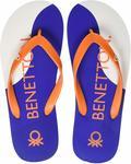 United colours of Benetton Men's slipper & shoes upto 86% off starting @ 134