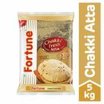 [Pantry]Fortune Chakki Fresh Atta, 5kg