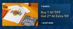 Buy 1 and get 2nd for Just Rs.49 Only