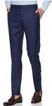 Min 50% Off - Bottomwear by Blackberrys, Raymond, Peter England