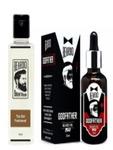 Beardo Men Pack of 2 Beard Oil & Beard Wash