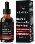 Newish Beard Growth Oil for Men 50ml