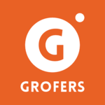 Grofers : Free delivery on min order of ₹150 (location specific) + 10% extra off