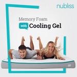 Flat 50% Off on Memory Foam Mattresses