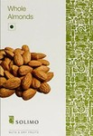 Solimo Premium Almonds, 500g Lightninig Deal