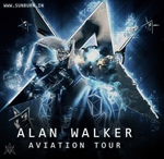 Sunburn- Alan Walker aviation  tour vip tickets live on CRED