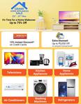 Flipkart Grand home appliance sale ( 23rd -27th Nov ) 10% discount on ICICI Credit Cards / Fedral bank debit cards