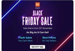 Flipkart Xiaomi Black Friday Sale Offer 2019 Starts from 29th November