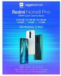 Redmi Note 8 pro (Sale tomorrow 12pm)
