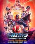Where to watch DC's Crisis on Infinite Earths (Arrowverse) free ?