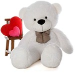 Soft & Cute Giant Teddy Bear for Girls