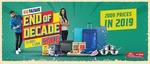 BigBazaar End of Decade Sale 21st Dec-1st Jan :- Extra 10% off using Kotak Cards