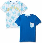 Amazon Brand - Jam & Honey Boy's Tribal Regular fit T-Shirt (Pack of 2) (SS19KBP02TEE102_Multicolor_2-3 Years) Rs.279 @ Amazon