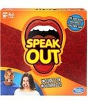 {Supercoin Deal}Hasbro Gaming Speak Out Game,Mouthpiece Challenge Game Includes 5 Mouthpieces Board Game @538 supercoins + 1rs