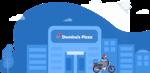 Get 30% CashBack upto Rs 125 on PayZapp Registered mobile number on Dominos