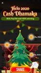 Helo 2020 Cash Dhamaka :- Shake Christmas Tree & Get Upto 15000₹ Paytm Cash