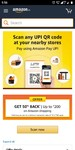 Amazon scan any upi ID and get 50% cashback up to ₹200