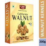 Flat 43% OFF | D' nature Fresh California Walnut Kernel 200gm @ just 329