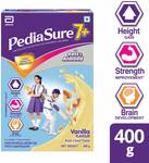 (Apply coupon) Pediasure 7+ Specialized Nutrition Drink Powder for Growing Children Vanilla Flavour 400 gm