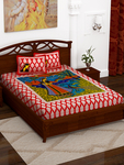Myntra : Story@home double bedsheets @ Rs.299