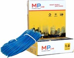 Happy Selling MP-Cab FR PVC Insulated 1.0 SQ/MM Single Core Flexible Copper Electric Wire   70 Meter Coil   (Blue, Pack of-1) Rs.460