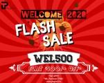 Flat ₹500/- Off