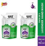 Wiz pH-Balanced Hand Care Peach Liquid Hand wash Refill Pouch