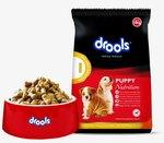 FREE SAMPLE DROOLS DOG FOOD(UPTO 31st JAN)