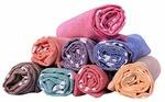 COMFORT WEAVE Cotton 8 Piece Hand Towel Set (Multicolor) @199