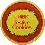 Unibic Cookie Grande Festive Cookies, Tin, 250g